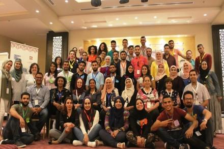 طاقم شؤون المراة يعقد مؤتمر اختيار القادة الشباب ضمن برنامج جيل جديد3